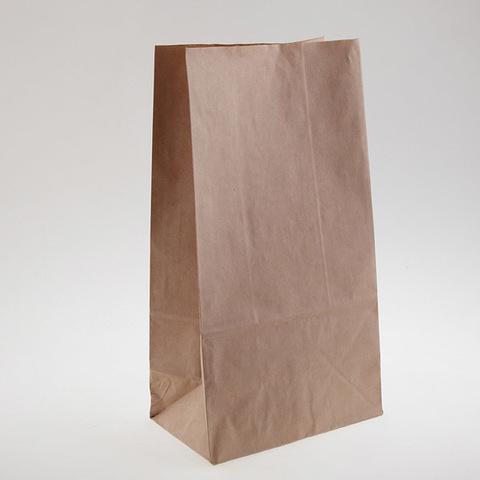Крафт-пакет без рисунка