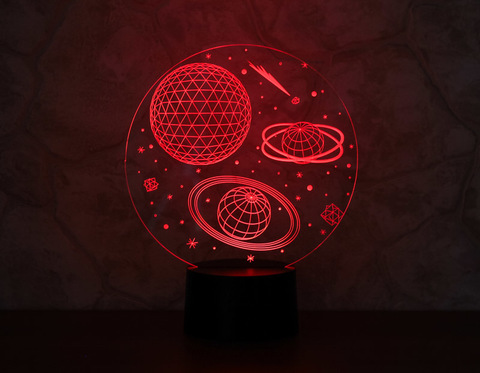 Art-Lamps Космос