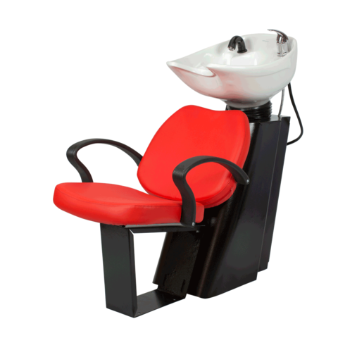 Парикмахерская мойка Ниагара с креслами серии Модерн
