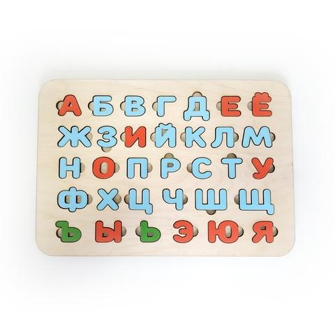 Буквы-вкладыши