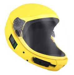 шлем Kiss Yellow