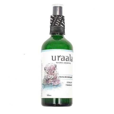 Увлажняющий гель для умывания | Uraala
