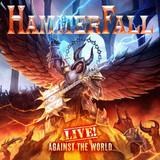 Hammerfall / Live! Against The World (RU)(2CD)