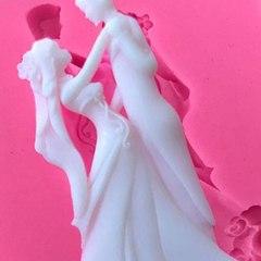 Силиконовый молд  Танец невесты