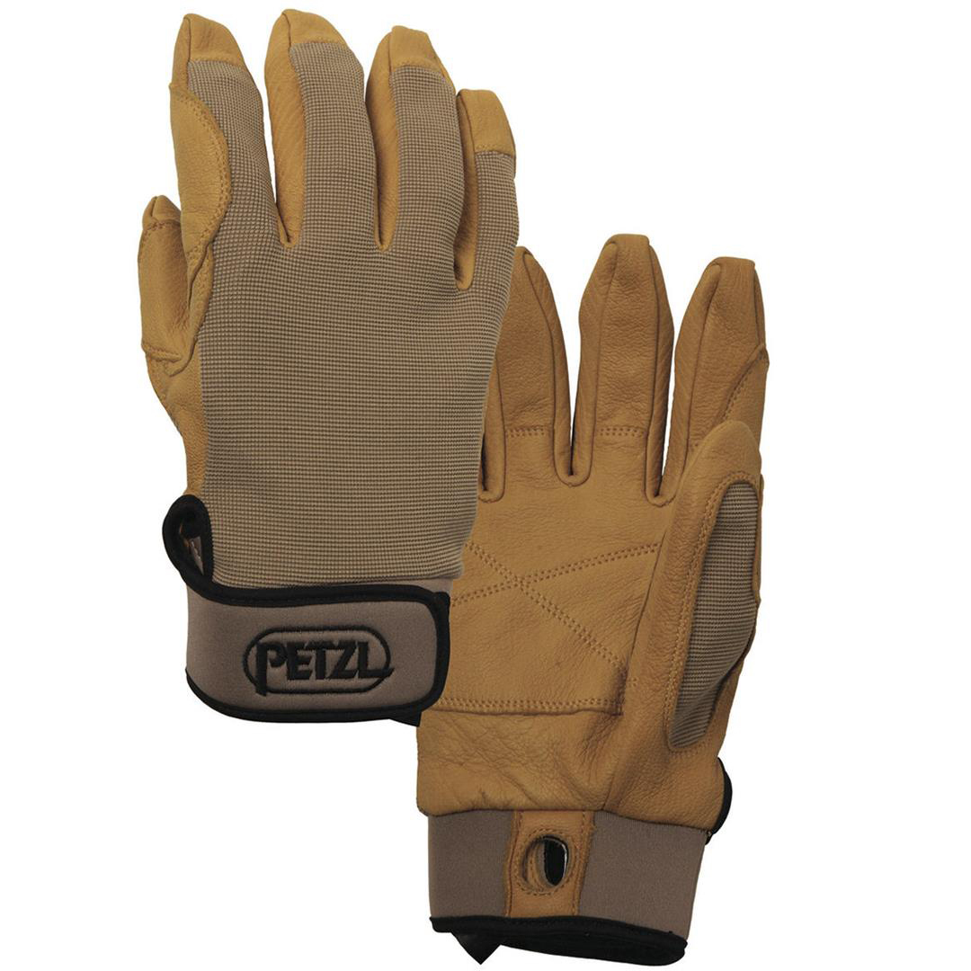 Перчатки для работы с веревкой Cordex