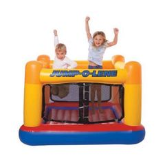 Intex Детский игровой центр-батут