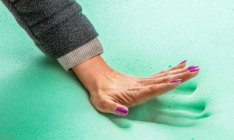 охлаждающая пена с эффектом памяти Green Memory