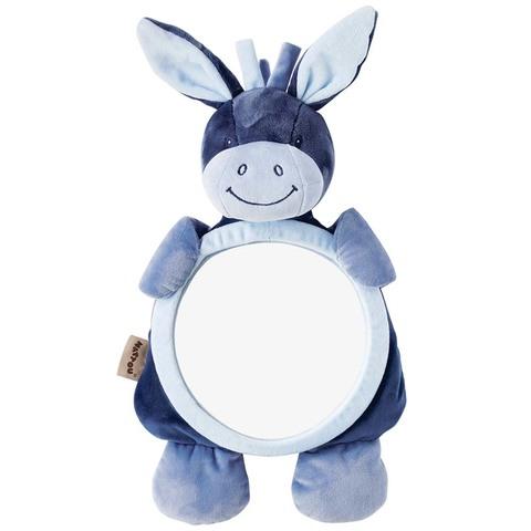 Зеркало - игрушка Nattou Mirror for car Alex & Bibou