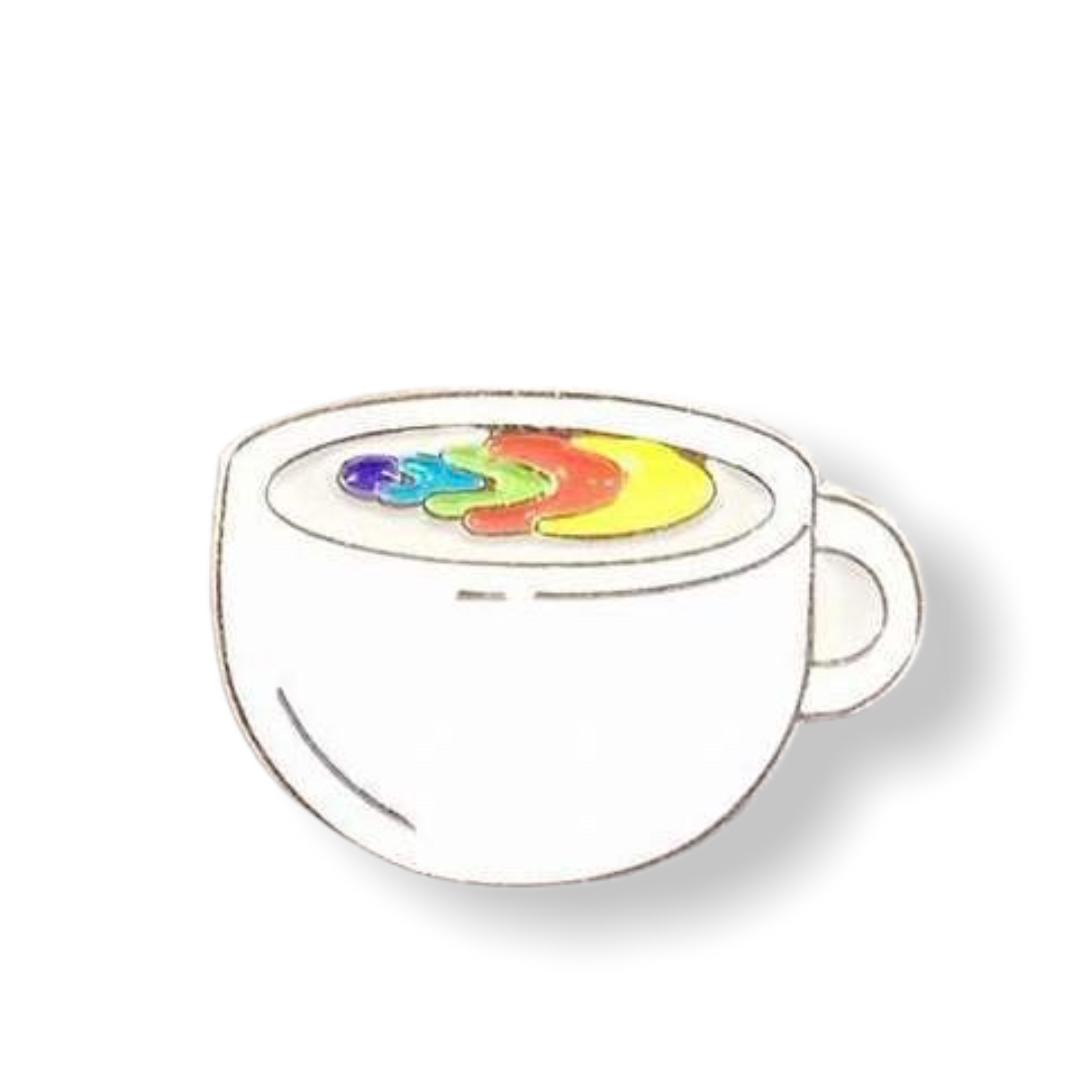 Значок Чашка