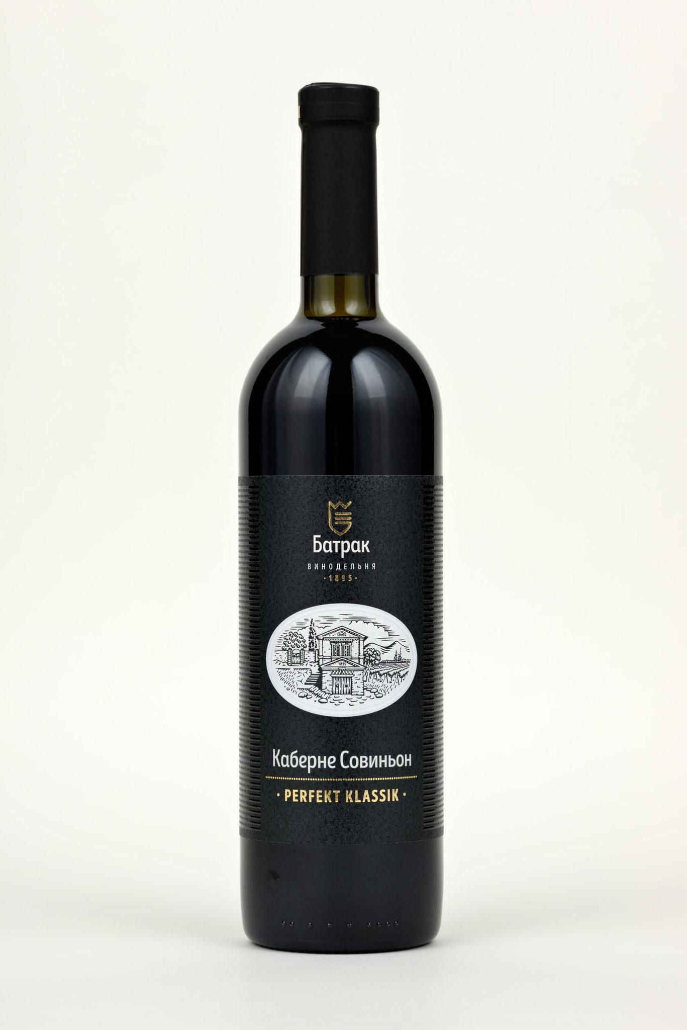 Вино Батрак Каберне Совиньон 0,75 л.