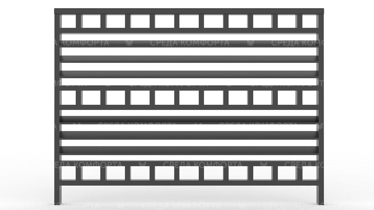 Забор жалюзи ZBR0131