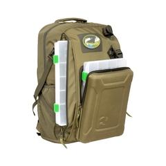 Рюкзак с коробками Aquatic РК-02 рыболовный (хаки)