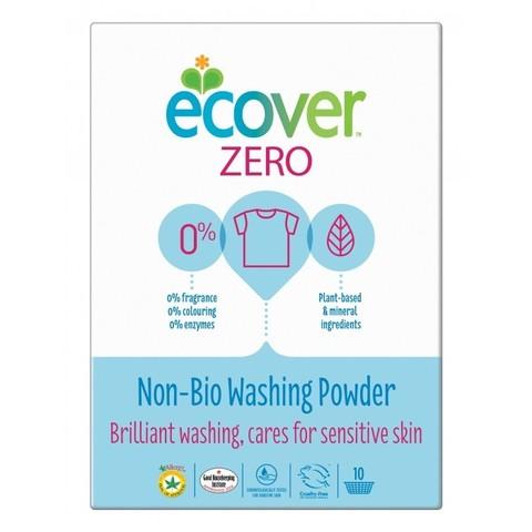 ECOVER Экологический стиральный порошок-ультраконцентрат  NON BIO ZERO, 750 г.