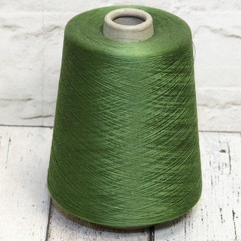 Шелк LORO PIANA / SILK 2/200 зеленый