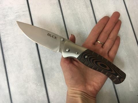 Складной нож BUCK 0836BRS Folding Selkirk Knife