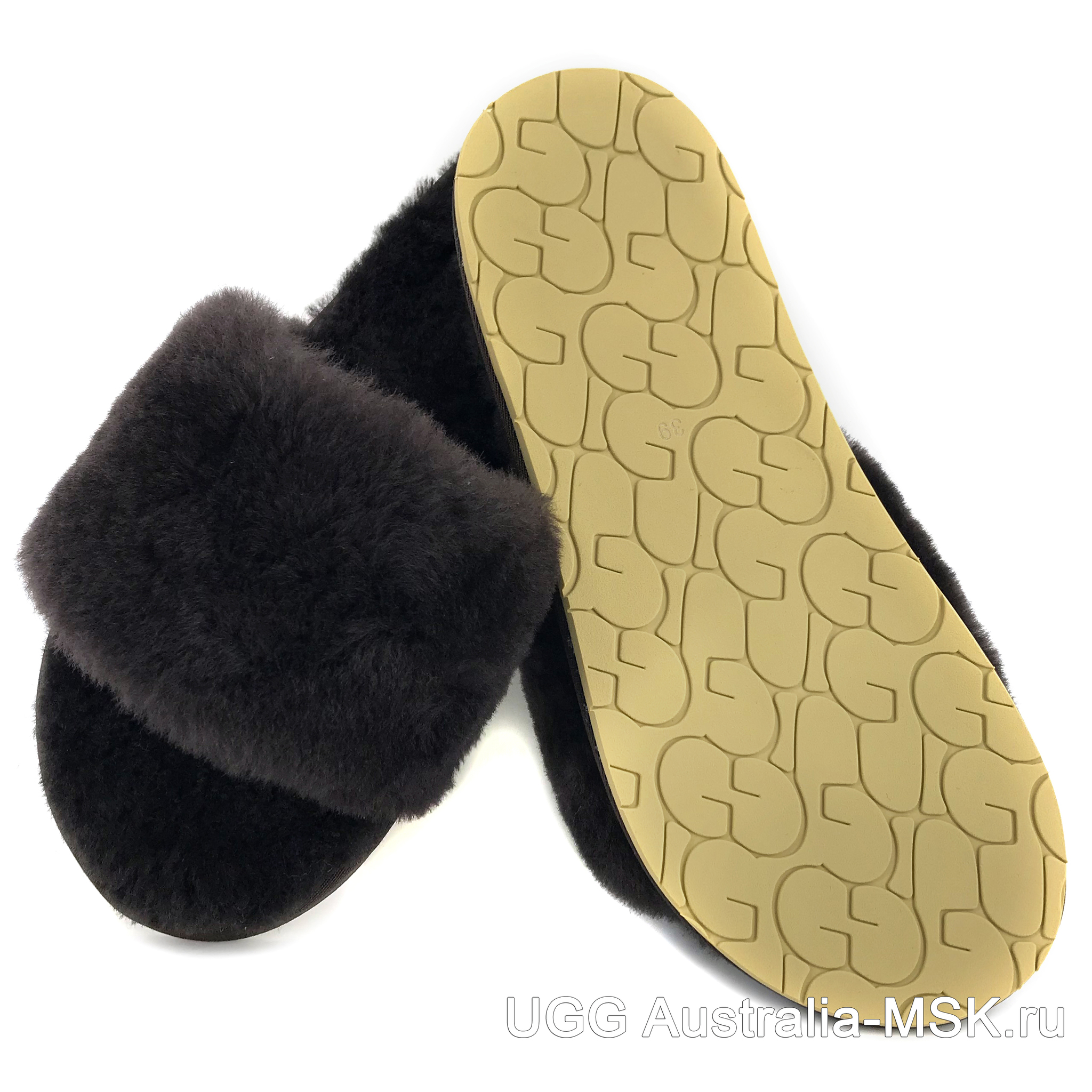 UGG Slipper Black