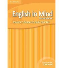 English in Mind (Second Edition) Starter Teacher's Resource Book