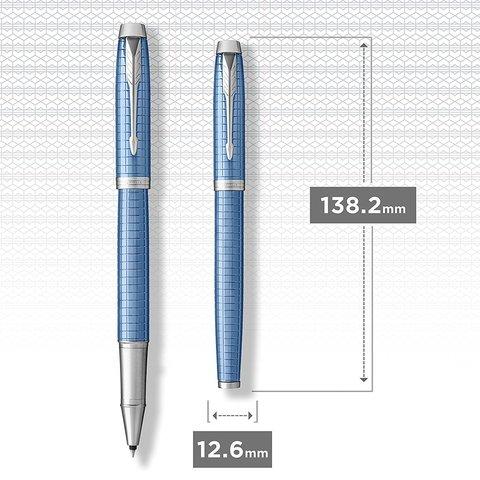 Ручка роллер Parker IM Premium Blue CT123