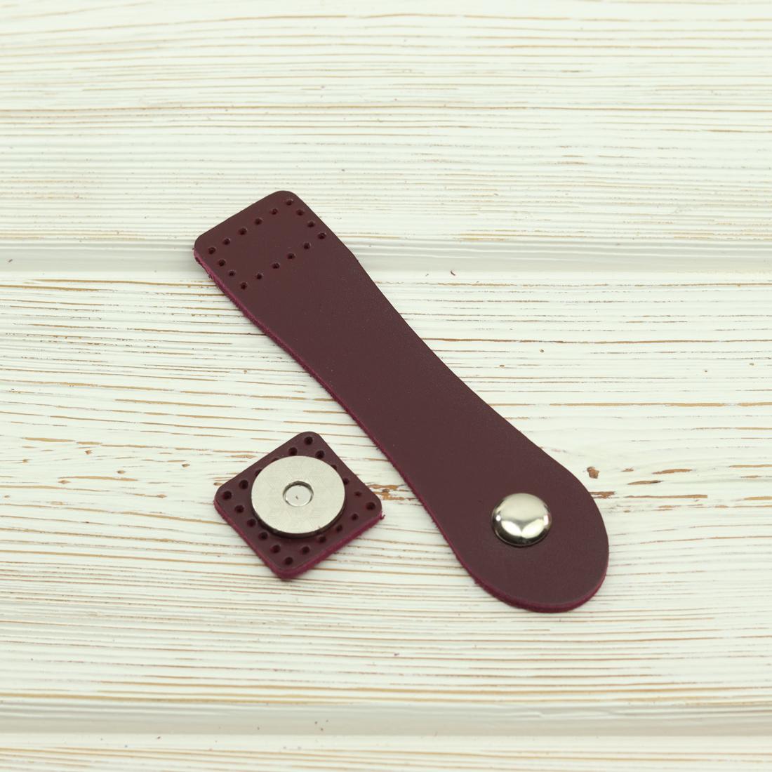 "Вся фурнитура Застежка для сумки ""Вино"" с магнитной кнопкой IMG_6170.jpg"