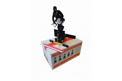 Мишень подъёмная для пневматики Ф8