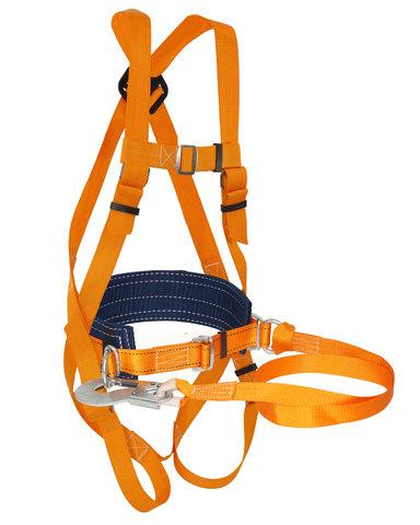 Удерживающая система УС 2 АЖ с наплечными и набедренными лямками и стропом из ленты (х10)
