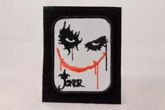 Нашивка «DC. Джокер»