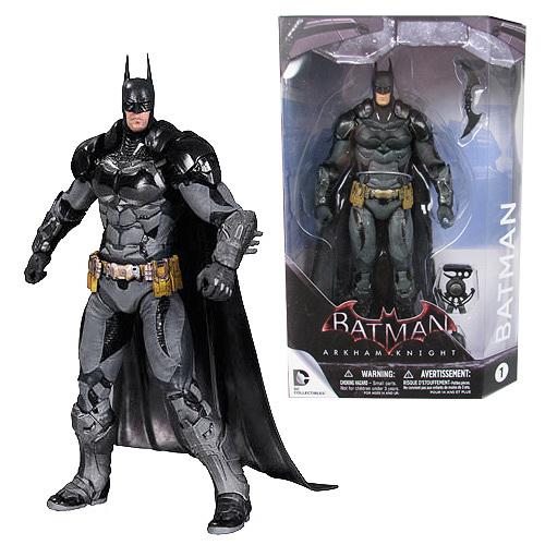 Бэтмен Рыцарь Аркхэма фигурка Бэтмен
