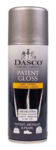 Очиститель для обуви и изделий из кожи, А4031DAS DASCO PATENT GLOSS, 200мл.