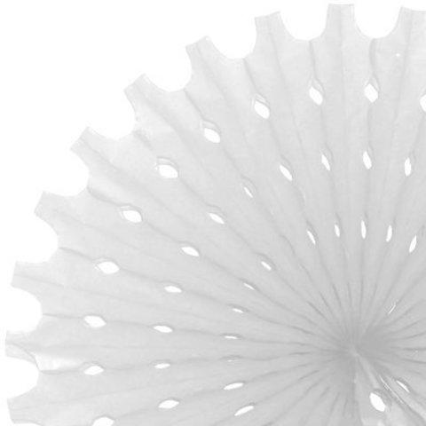 Фант бумажный белый 40см/G