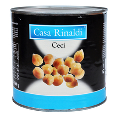 Чечи Casa Rinaldi горох нут 2,6 кг