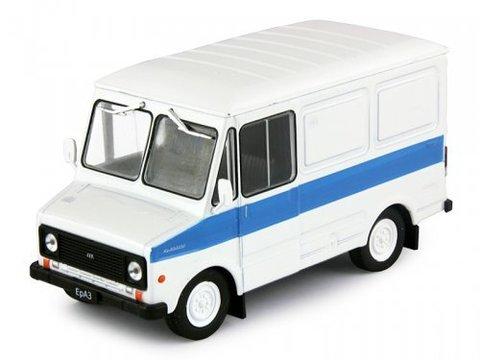 Модель Автолегенды №114 ЕРАЗ-3730 фургон