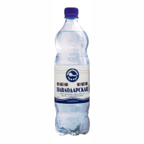 Вода минеральная ПАВЛОДАРСКАЯ газ 1 л пл/б КАЗАХСТАН