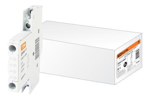 Дополнительный контакт ДК80-11 для ПРК80 TDM