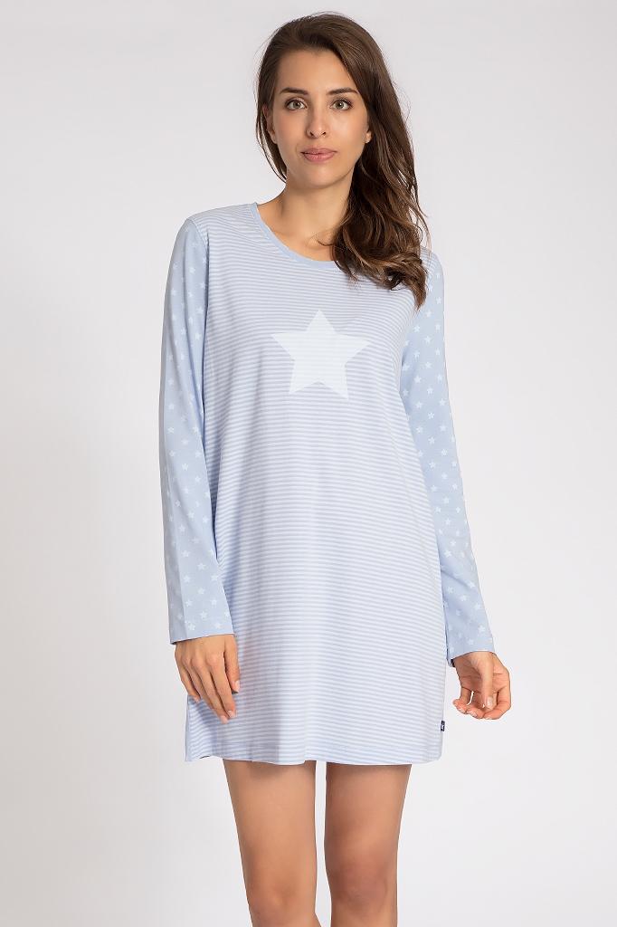 Короткое домашнее платье Taubert