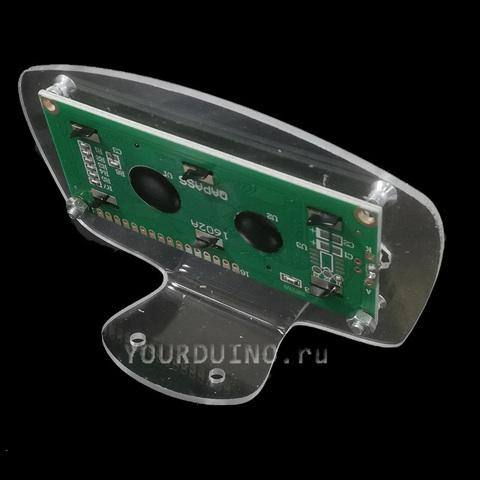 Кронштейн для дисплея LCD1602