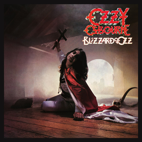 Виниловая пластинка. Ozzy Osbourne - Blizzard Of Ozz