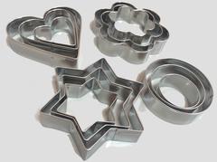 Набор форм для пряников и печенья, набор 12 шт(4х3шт)