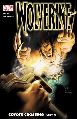 Wolverine #10 (2003)