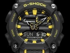 Часы мужские Casio GA-900A-1A9ER G-Shock