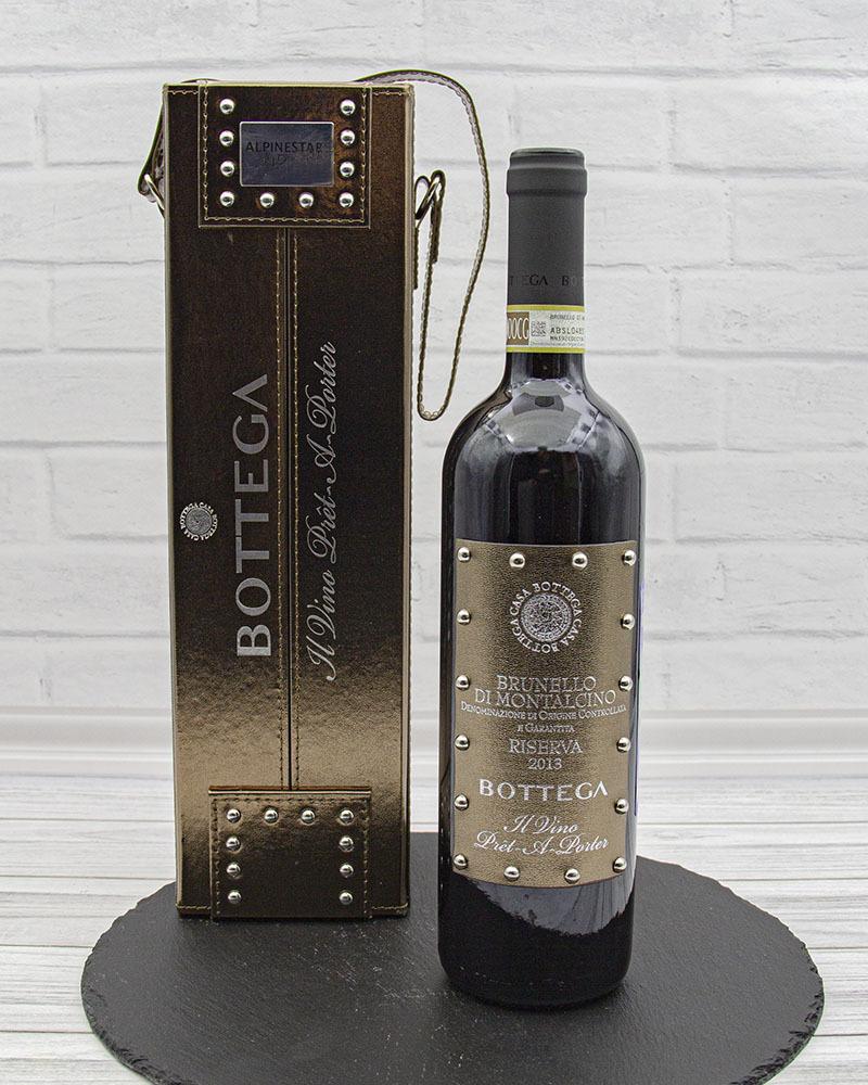 Вино Красное Сухое Bottega Брунелло Ди Монтальчино Рисерва 14,5%, 0,75 л.