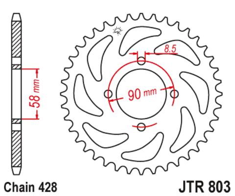 JTR803