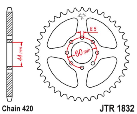 JTR1832
