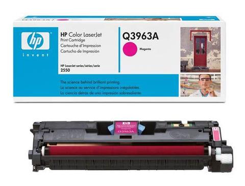 Q3963A Картридж HP CLJ 2550/2820/2840 (O)  M, 4K