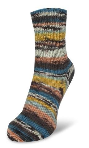Пряжа для носков Rellana Flotte Socke Samba 1294