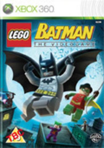 LEGO Batman the Videogame / PURE Комплект (Xbox 360, английская версия)