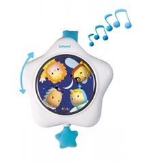 Smoby Музыкальная подвеска на кроватку голубая (211334-1)