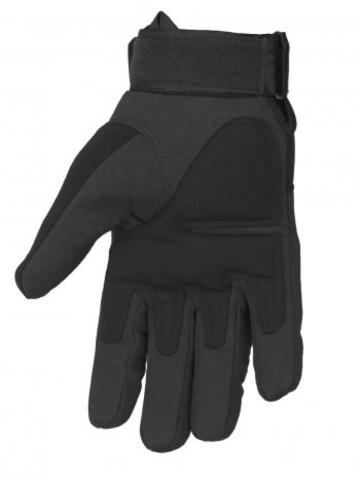 Тактические перчатки полнопалые Factory Pilot Gloves - черный