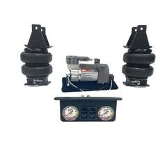 Mitsubishi L200 пневмоподвеска задней оси + система управления 2 контура (без ресивера)
