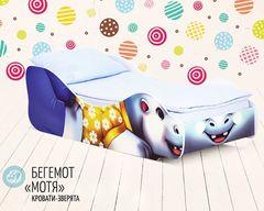 Кровать БЕГЕМОТ-МОТЯ