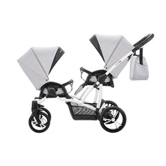 Детская коляска для двойни Bebetto 42 Comfort 2 в 1
